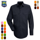 Industrial Work Tech Long Sleeve Ventilated Performance Shirt