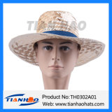 Cheapest Summer Nutural Straw Hat for Promotion