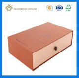 Pink Romantic Cardboard Gift Paper Packing Drawer Box/ Jewelry Box