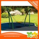 Mini Outdoor Playground Equipment Trampoline for Children