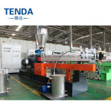 Twin Screw Plastic Granulation Compounding Extruder Machine From Tenda