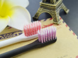 High Quality Popular Hot Sale Small Head Toothbrush with Spiral Filament
