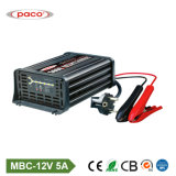 7-Stage Portable 12V 5A Universal External Laptop Car Battery Charger