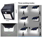 Yichen Solar Sensor Wall Light with 3 Direction Lighting
