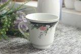 Wholesale Factory Cheap Porcelain Mug Ceramic Tea Cup Set