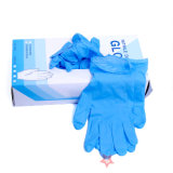 Blue Nitrile Disposable Examination Exam Glove