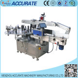 Round Square Empty Juice Bottle Labeling Machine