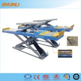 Double Level Hydraulic Scissor Lift with Ce Approvel