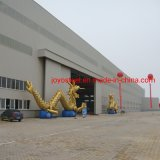 Good Service Insulated Steel Structure Cheap Prefabricated Workshops