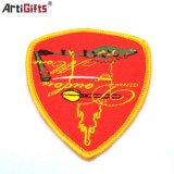 Fashion Garment Accessories Design Logo Colorful Embroidery