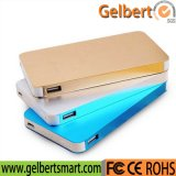 8000mAh Ultra-Thin Li-Polymer Battery Mobile Phone Battery Power Bank with RoHS