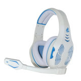 High Quality Wholesale Gaming Headset, Super Stereo Bass Wired Headphone