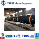 Marine Flanged Mud Discharge Rubber Pipe for Sludge Dredge