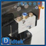 Didtek Stainless Steel 304 CF8 Pneumatic Ball Valve