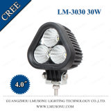 High Quality Ce Offroad CREE 3PCS*10W 4 Inch Flood LED Work Light 30W