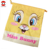 Cotton Drawstring Pouch Bag