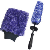 Hot Sale Soft Car Washing Brush/Tyre Wash Wheel Brush/Car Brush for Wheel Tyre