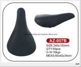 Black Kids Bicycle Saddle Az-007b of High Quality