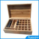 Custom Bamboo Essential Oil Box