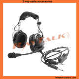 Aviation Pnr Headset Noise Canceling for General Aircraft