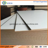 E0 Glue 18mm Titanium White Melamine Ply Board for Furniture