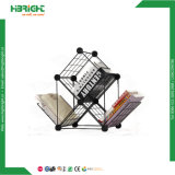 Customized Wire Mesh Panel Display Stand