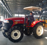 Chinese Brand Wheeled Farm Tractor with 100HP Engine