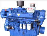 Brand New Yuchai Marine Engine Yc6td Yc6t Series