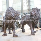 Factory Price Bronze Sculpture Outdoor Bronze Lion Statue