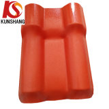 Kunshang Brand Synthetic Resin PVC Roof Tiles/Hoja