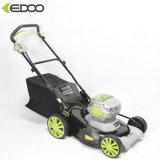 Ce/EMC/GS/ETL/RoHS 60V 1.5kVA Power Light Samsung Battery Self Propelled Lawn Mower