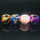 810 Stars Resin Drip Tip for Tfv8/Tfv12/Reload Rta/528 Goon Rda/Kennedy Rda Vape Accessory Epoxy Resin Driptips
