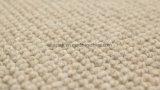 Wool Blend Wall to Wall Carpet/New Zealand Tufted Wool Carpet/Loop Pile Woollen Carpet/Home Carpet