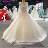 Long Sleeve Lace Wedding Dresses Cheap China Bridal Gowns