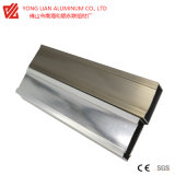 Corrosion Resistance Industrial Aluminum Profile Building Material