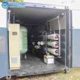 6t/H Containerized Mobile RO Water Treatment Plant for Drinking