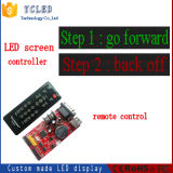 RS232 and USB Connection Remoter Control Card for P10 LED Screen
