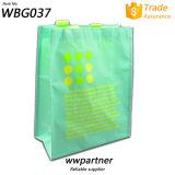 Non-Woven Shopping Bag Green Cheap