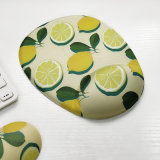 OEM Customized Color Pattern Gift Office Home Gel Mousepad