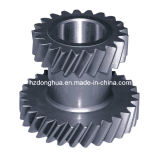Second and Third Gear of Automobile Gear Box Countershaft