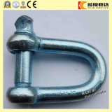 G-2150 Stainless Steel D Shackle for Sales