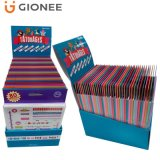 Paper Board Counter Display Packaging Box for Slipcase