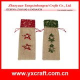 Christmas Decoration (ZY16Y142-1-2 34X14.5CM) Christmas Vintage Bag Cheap Bulk Christmas Gifts