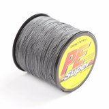 Super PE Braid Fishing Line Grey 10lb--Diaowan