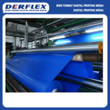 100% Polyester Fabric PVC Coated Tarpaulin