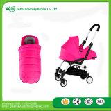 2017 Hot Supply En1888 Certificated Pockit Stroller +Newborn Cradle