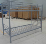 Children Metal Bunk Bed Divided Into Two Single Beds