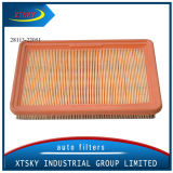 High Efficiency Air Filter PU Paper 28113-22051