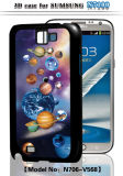 3D Case for Samsung Galaxy Note II N7100 (V568)