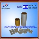 Roll Type Cold Forming Alu Foil Capsule and Tablets Packaging